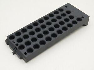 Agilent G1313-44502 HPLC 1100 1200 Vial Rack for 40 x 2ml Vials