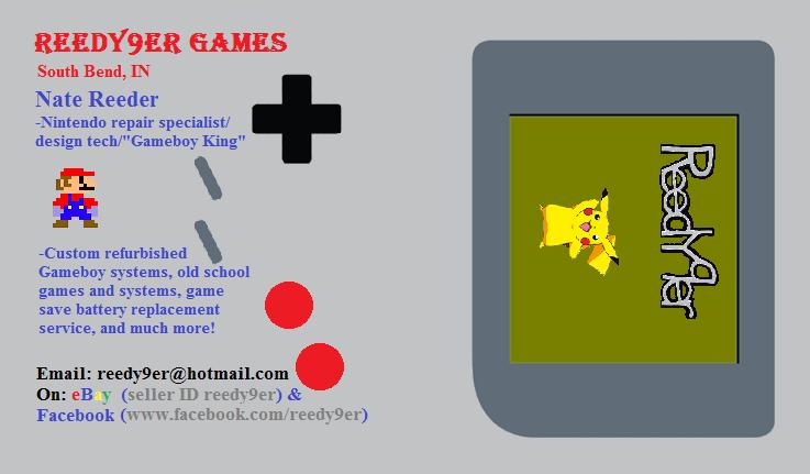 Reedy9er Games