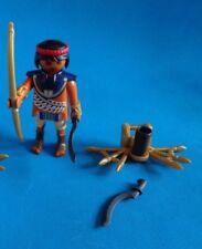 Playmobil Guerrero soldado egipcio armas egipcian warrior weapons egipt 5389