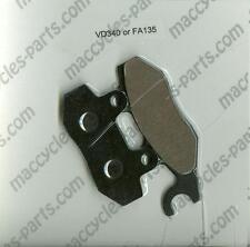 Malaguti Disc Brake Pads Blog 125 2010-2014 Front (1 set)