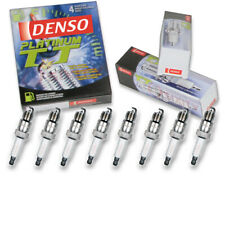 8 pc Denso Platinum TT Spark Plugs for Buick GS 455 7.5L V8 1970-1972 Tune ix