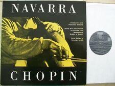 SAGA 5166 STEREO: NAVARRA - CHOPIN COMPLETE CELLO WORKS: NM
