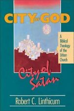 NEW! City of God City of Satan IA Biblical Theology for the Urban Church by Robe