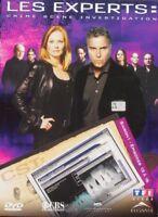 LES EXPERTS - SAISON 1 - EPISODES 13 a 16 dvd