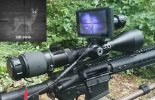 Night Vision Scope Clip-on - Digital Crosshairs 1000