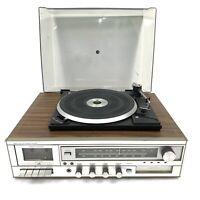Sears Vintage AM/FM Stereo System Cassette Retro Turn Table retro 304.91916