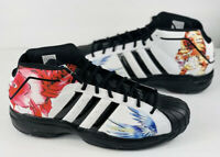 Adidas PRO MODEL 2G FW5423 Men Size 12 BasketBall Shoes Limited Edition