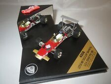 "Quartzo 4008  Lotus  49B  (G.Hill)  U.S.A. GP  #10 ""1968"" 1:43 in Vitrine !!"