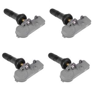 4X Tire Pressure Monitoring Sensor GM TPMS 13586335 13581558