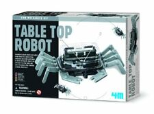 Table Top Robot Kit Science Experiments Tool For Kids Learning Robotics Gift Set