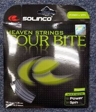 Solinco Tour Bite 15L Gauge 1.35mm Tennis String NEW