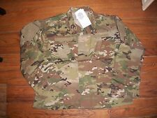 SCORPION W2 OCP UNIFORM MULTICAM ARMY COMBAT UNIFORM SHIRT LARGE REG