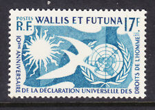 Wallis & Futuna Islands 1963 Human Rights Mint