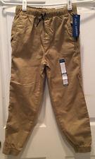 Arizona Boys 7 Flex Jogger Khaki Cargo Pants