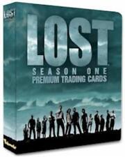 Inkworks Lost Season 1 Trading Card Binder New Collectors Album Looseleaf