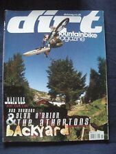 Dirt Mountainbike magazine - # 69 - November 2007