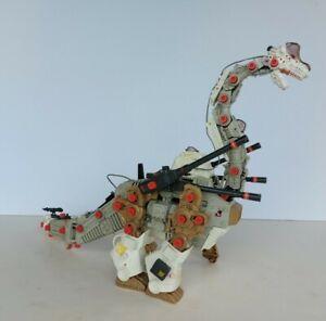 Vintage Zoids Battlesaurus Tomy Zoids Ultrasaurus incomplete for parts/restore