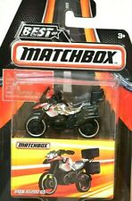 2017 BEST OF MATCHBOX BMW R1200 GS MOTORCYCLE-SILVER, RED & BLACK NEW IN PACKAGE