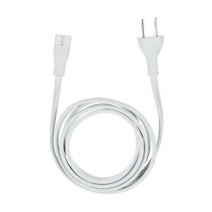 Genuine 6ft Apple Mac Mini 2010 2011 2012 2014 2018 White AC Power Cord Cable TV