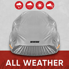 Motor Trend All Weather Waterproof Car Cover - Advanced Protection Formula 210""