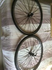 Bontrager TLR Tubeless Ready Wheelset and R1 tyres (700x25)