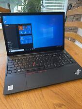 "New listing Lenovo ThinkPad E15 15.6"" Fhd Laptop i7-10510U 8Gb 512Gb Ssd Windows 10 Pro"
