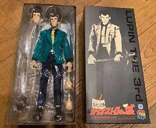 "1/6 Medicom Lupin 12"" action figure Lupin the 3rd III"