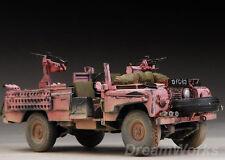 Award Winner Built Tamiya 1/35 S.A.S Pink Panther Land Rover +Accossories