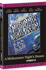 A MIDSUMMER NIGHTS DREAM (1935)DVD- NEW - REGION 2 - JAMES CAGNEY (UK SELLER)