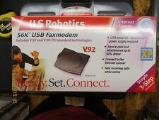 US Robotics - USR5633A - V.92 USB Fax Modem