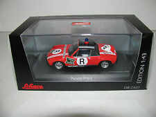 Porsche 914 914-6 Schuco Porsche Recaro Emergency Vehicle Limited Edition 1,000