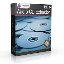 CD Audio Ripping Rip Convert WAV to MP3 Music Software Computer Program