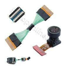 """2""""(5cm) Lens Extension Cable and Lens D for 808 #16 HD Car Key Pocket Camcorder"""
