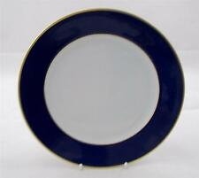 Villeroy & and Boch Heinrich ROYAL BLUE salad / dessert plate 20cm NEW