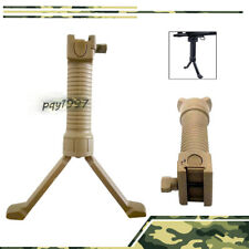 Tactical Hunting Rifle Fore Grip Bipod Pod Picattinny Weaver Rail Rifle Foregrip