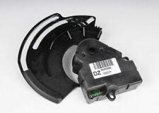 HVAC Panel Mode Door Actuator Left ACDelco GM Original Equipment 15-73952