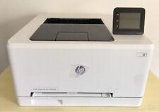 HP Color LaserJet Pro M252DW Printer Low Page Count~Tested~B4A22A~80% Toner Left