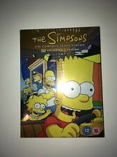 Season 10 Of The Simpsons. Series 10. DVD. 4-Disc Set, Box Set. New & Sealed.