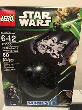 Lego Star Wars TIE Bomber & Asteroid Field - 75008 brand new sealed box