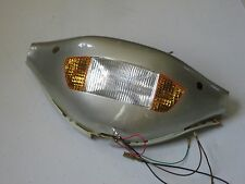 E Scooter 24V WF Head Light & Turn Signal W/Speedometer Panel Set IN SILVER