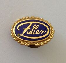 Fuller Brand Authentic Pin Badge Rare Music (N9)