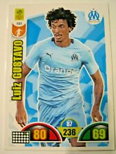 ADRENALYN 2019 Luiz Gustavo OM Marseille PANINI LIGUE 1 France Trading card