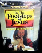 Readers Digest In the Footsteps of Jesus NEW 2 DVD,LIFE, MUSIC,HELENA'S JOURNEY