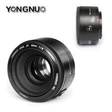 Yongnuo YN 50MM F/1.8 EF AF/MF Large Aperture Auto Focus Lens for Canon EOS DSLR