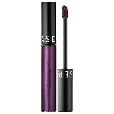 Sephora Collection Cream Lip Stain Liquid Lipstick 15 Polished Purple SEALED New