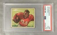 1950 BOWMAN JOE PERRY 35 49ERS CARD ROOKIE THE JET FRANCISCO RC SAN HOF PSA 3.5