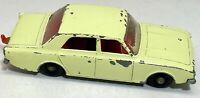 Matchbox Lesney No 45 Cream Ford Corsair Car