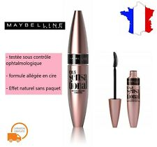 Maybelline New-York Mascara Volume Cils Yeux Femme Sensationnel Noir 9,4 ml