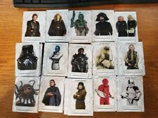 2018 Topps Star Wars Masterwork Base Card #1-100 Pick Your Card