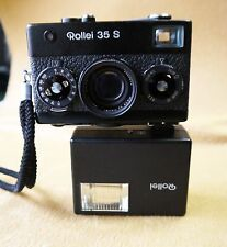 [NEAR MINT]ROLLEI 35S  black SONNAR 2.8/40  form japan